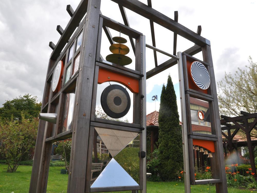 Garden: Kunstobjekte Fur Den Garten